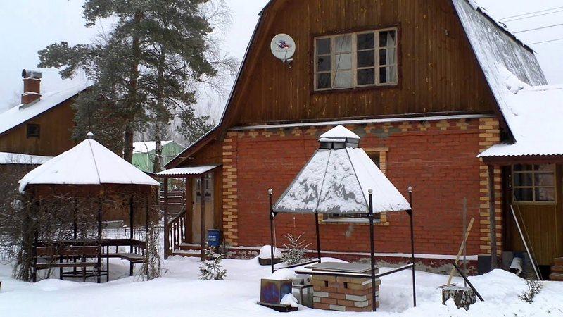 подготовка дачи к зиме
